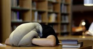 Students and homeless alike can sleep deeply in a public library regardless of the urine smell.