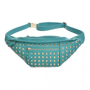 turquoise_studded_fanny_pack