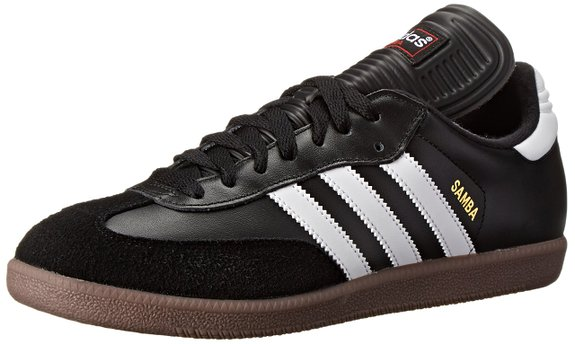 Play soccer indoors with Adidas Samba shoes | YOU ARE SUCKY